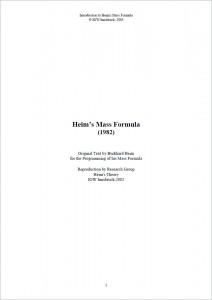 Mass Formula 1982